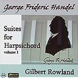 George Frideric Handel Suites for Harpsichord vol. 1