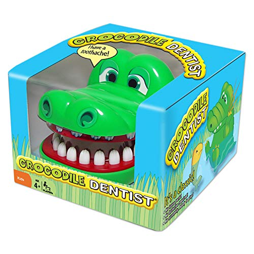 Crocodile Dentist (Bite Alligator)