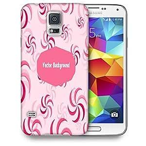Diseñador Snoogg Teléfono protector de la cubierta del caso para Samsung Galaxy S5 Mini