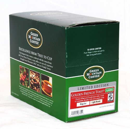 keurig k cup golden french toast - 8