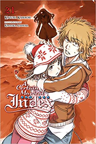 A Certain Magical Index Vol 21 Light Novel A Certain Magical