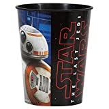 Unique 59417 16-Oz Star Wars Plastic Cup