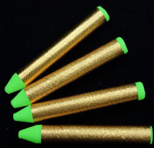 Rubie's Costume Glow-in-the-Dark Makeup Sticks (Set of 4) - Glow In The Dark Makeup Sticks