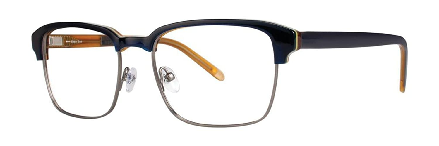 Original Penguin Eye THE MARCUS Eyeglasses 56 Navy