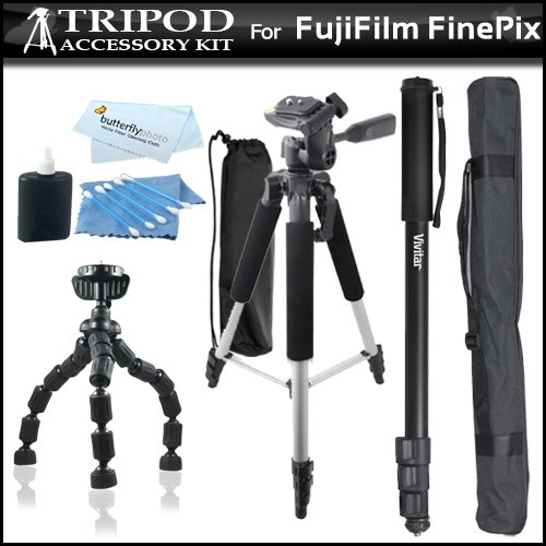 Tripod Kit Includes 57
