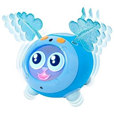 Fijit Friends Yippits Scooch Figure (Blue): Toys & Games