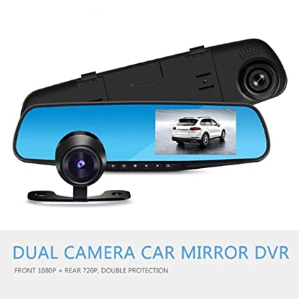 Dragon Honor Solutiontech - Dashcam/Reversecam Smart-Mirror