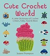 Lark Books-Cute Crochet World