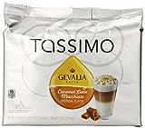 Cheap Gevalia Caramel Latte Macchiato Coffee, T-Discs for Tassimo Brewing Systems, 8 Count