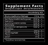 Fusion Burn Apple Cider Vinegar Weight Loss Pills for Women and Men Garcinia Cambogia, Green Tea Extract, Raspberry Ketones, CLA All in One Fat Burner Supplement 60 Veggie Caps