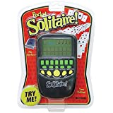 Solitaire Hand Held Electronic Arcade Game [Toy]