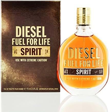 Diesel Fuel for Life Spirit Eau de Toilette Spray, 2.5 Fl Oz