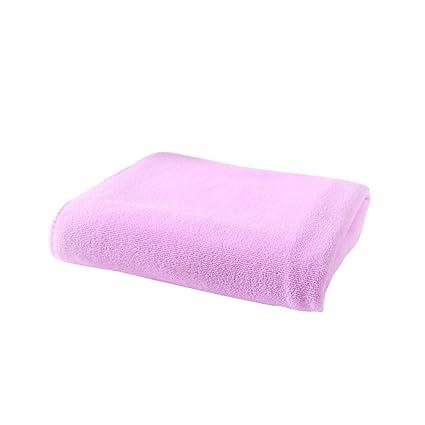 OUNONA Toallas de Microfibra absorbentes de Agua Multiusos para Limpieza de Ropa, para el baño