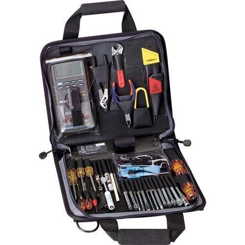 Jensen Tools Jtk-34 Kit In Gray Cordura Plus Case