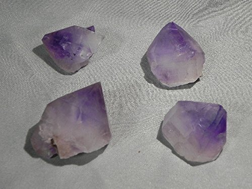 Amethyst Phantom Points Large from Morocco (Cams Phantom)