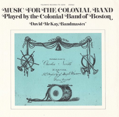 Price comparison product image Music for the Colonial Band