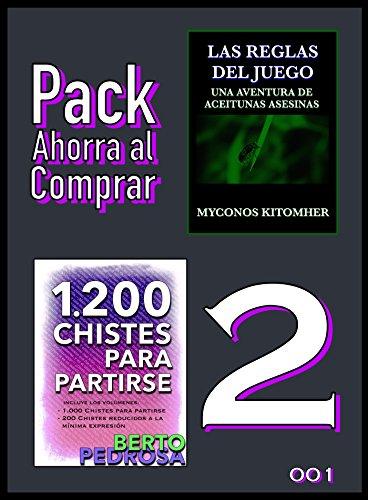 Pack Ahorra al Comprar 2 - 001: Las reglas del juego: Una aventura de