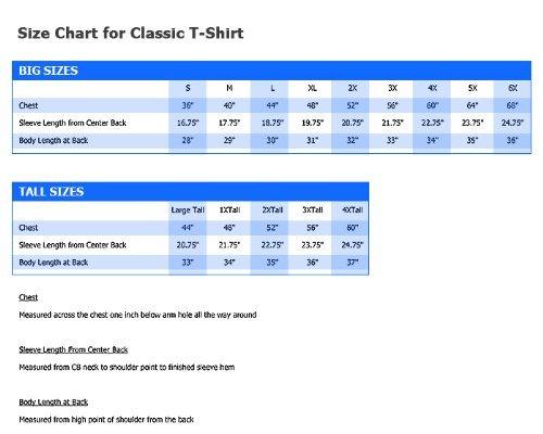 TshirtsXL Big Men's Tap Or Snap Graphic Tee, 3X, Charcoal