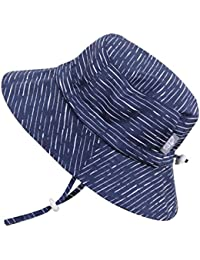Baby Toddler Kids Breathable Sun Hat 50 UPF, Adjustable...