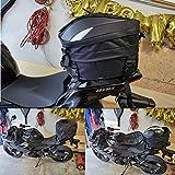Motorcycle Tail Bag, Seat Bag, Dual Use
