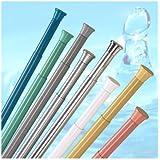 qualité barre pour rideau de douche 75 - 120 cm ALU argentine barre de douche!
