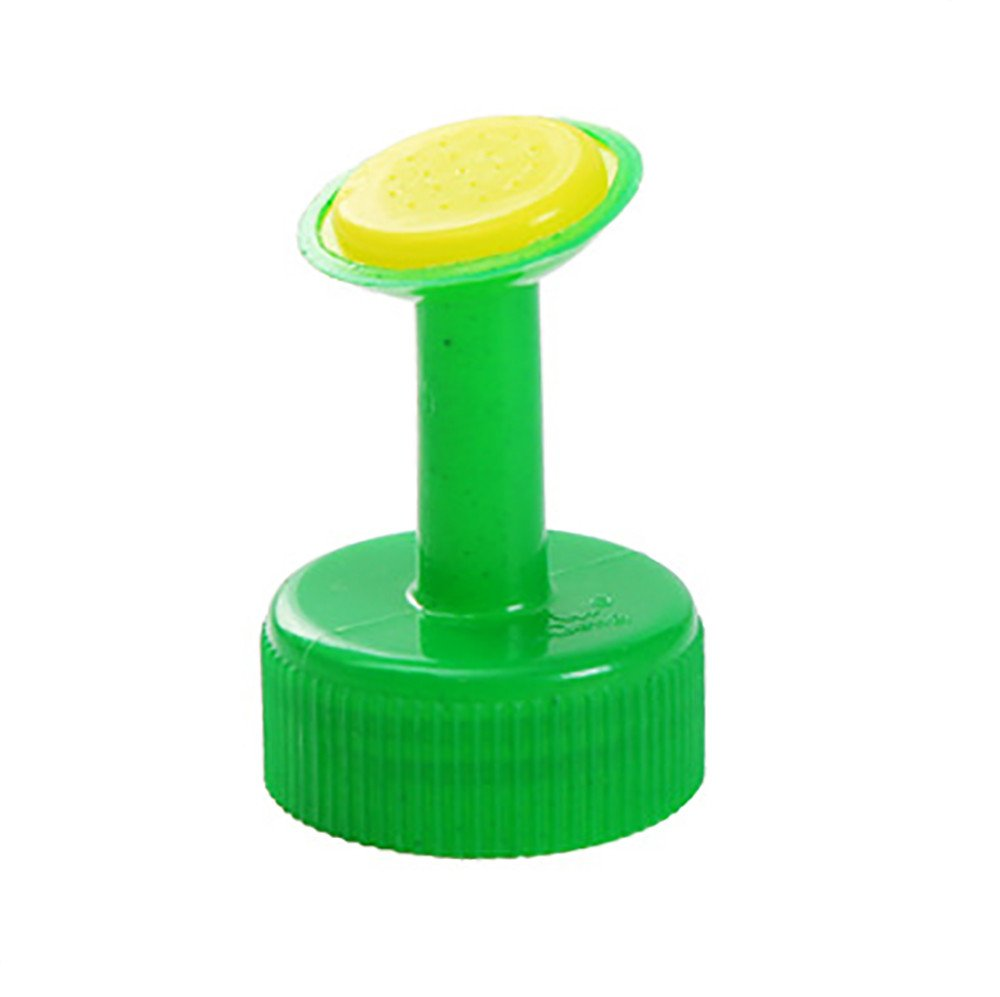 Euone Bottle Top Watering Garden Plant Sprinkler Water Seed Seedling Irrigation (Green)