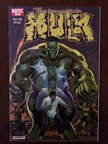 (Incredible Hulk Ultimate Destruction 2005 Promo Comic Book with Cover)