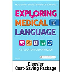 Medical Terminology Online for Exploring Medical Language (Access Code and Textbook Package), 10e