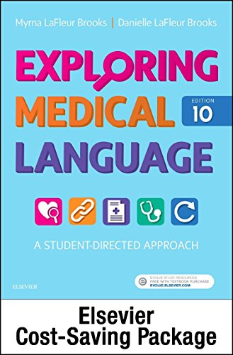 323427979 - Medical Terminology Online for Exploring Medical Language (Access Code and Textbook Package), 10e