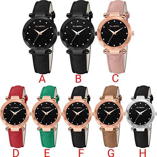Women Watches On Sale,Teen Girls Quartz Analog Clearance Ladies Wrist Watch Fashion Watches for Women Gift Wristwatch by F_topbu watches (Image #2)