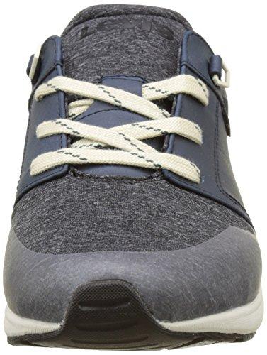 Black Runner dark Para Levi's Blue Tab Hombre De Baloncesto Zapatillas Azul dZwxEYxz