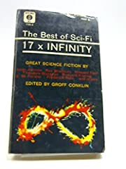 The Best of Sci-Fi 17 x Infinity por Groff…