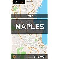 Naples, Italy - City Map
