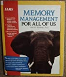 Expert Guide to Memory Management for All of Us, Goodman, John M., 0672273667
