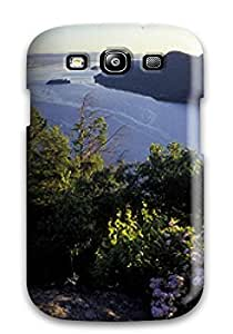 Galaxy S3 Case Slim [ultra Fit] Eastern New York Nature Conservation Protective Case Cover