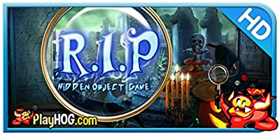 R.I.P. - Hidden Object Games (Mac) [Download]
