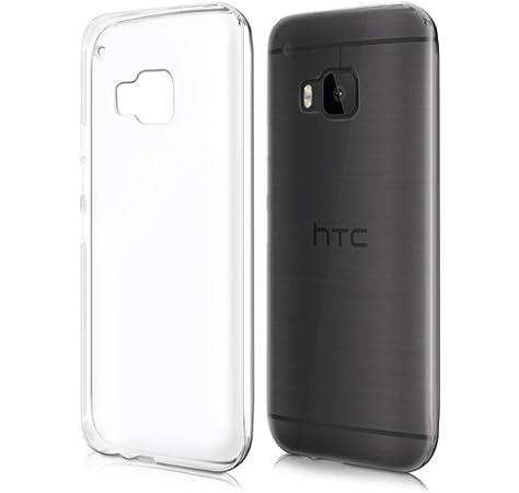 b1444349a94 Funda Carcasa Gel Transparente para HTC ONE M9, Ultra Fina 0,33mm, Silicona