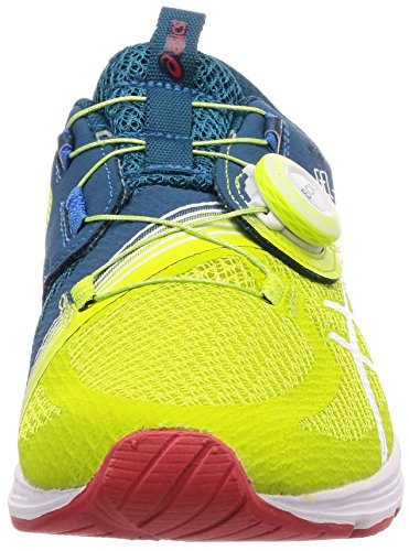 Asics Chaussures Running Jaune De 451 blanc Fluo Gel Homme rPxqEr