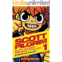 Scott Pilgrim Vol. 1 (of 6): Scott Pilgrim's Precious Little Life - Color Edition (English Edition)