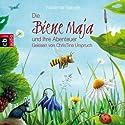 Biene Maja und ihre Abenteuer Hörbuch von Waldemar Bonsels, Frauke Nahrgang Gesprochen von: Christine Urspruch