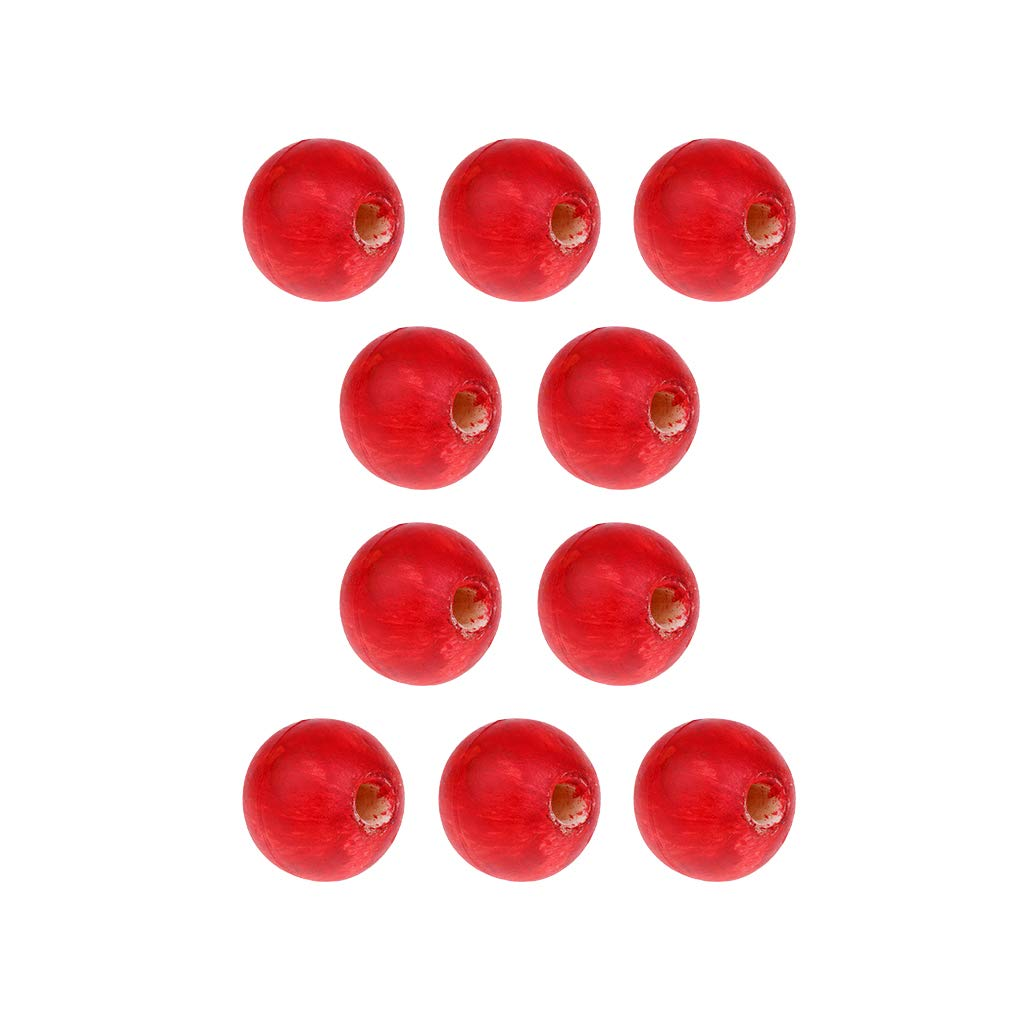 Red Powerball Unisex/'s CORDS10 10pc Pack Starting Cords one