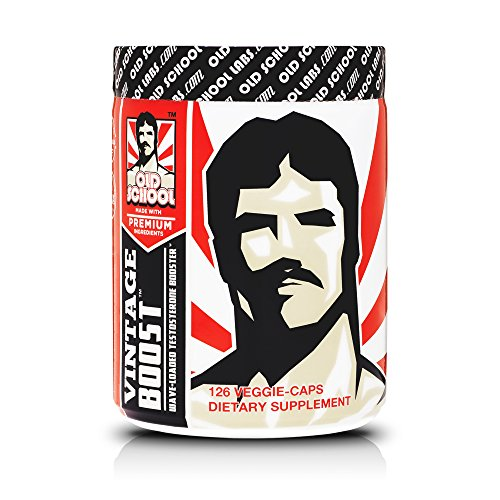 VINTAGE BOOST - Wave-Loaded Testosterone Booster - Fast-Acti