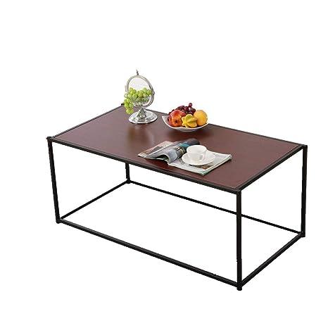 Amazon.com: HOBBYN Muebles Mesa de Café, Soporte de TV ...