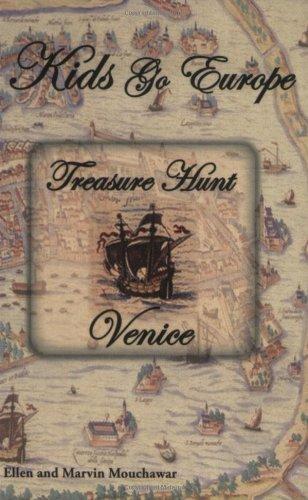 Kids Go Europe: Treasure Hunt Venice