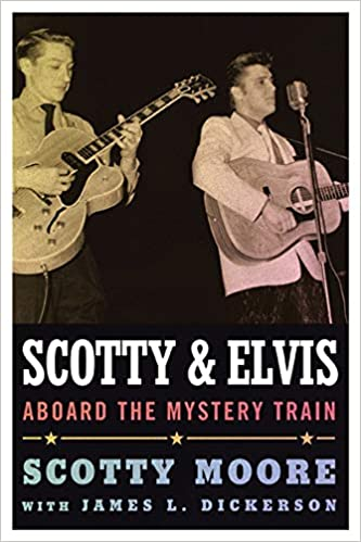 Amazon   Scotty and Elvis: Aboard the Mystery Train (American Made Music)    Moore, Scotty, Dickerson, James L.   Rock
