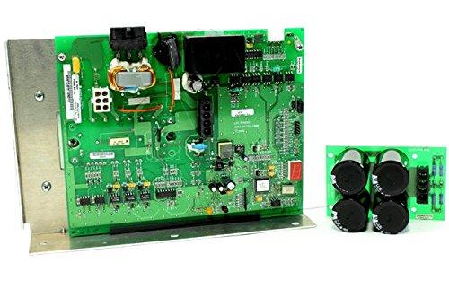 Life Fitness t9e 93t 95ti 95te 97te Motor Control Board Set 110v Controller OEM - Life Fitness Treadmill 95te