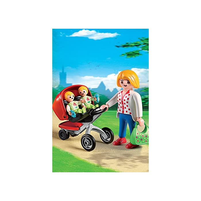 51O4YgaAUJL Juguete educativo que fomenta el juego simbólico Aumenta la creatividad y la imaginación de los niños Con figuras y accesorios, el set tiene un total de 15 piezas