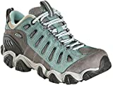 Best Hiking Shoes For Women - Oboz Womens Sawtooth Low BDry Hiking Shoe Mineral Review