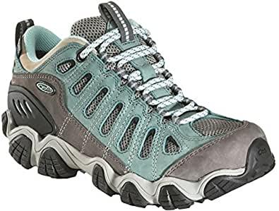 Oboz Sawtooth Low BDry Hiking Shoe - Women's Mineral Blue 6