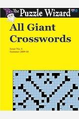 All Giant Crosswords No. 4 Paperback